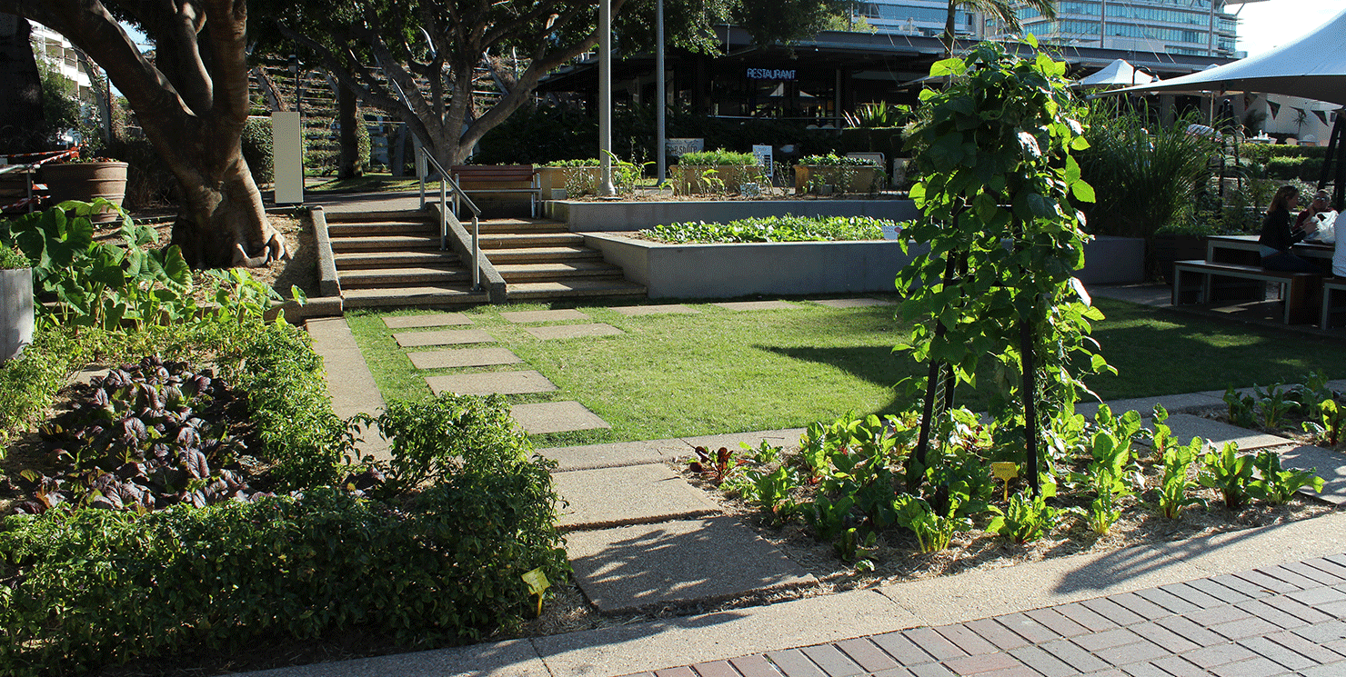 Landscapes along the south bank - Our Work